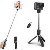 ELEGIANT EGS-06 عصا سيلفي صغيرة قابلة للتمديد بلوتوث مع التحكم عن بعد مراقبة لـ GoPro Action Sport الة تصوير لـ iPhone لـ Samsung للهاتف المحمول DSLR Cam