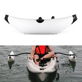 2Pcs PVC Inflatable Boat Kayak Outrigger Canoe Boat Standing Float Stabilizer Standing Float Buoy