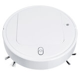 3 in 1 Smart Robotic Vacuum Cleaner Sweeper Machine Lamp Cleaning 1200mAh Battery Life for Home