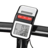 Contachilometri solare per bici da bicicletta senza fili impermeabile LCD Display Contachilometri tachimetro multifunzione