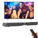 Bakeey 40W LED Display AUX 3.5mm Remote Control 3D Hifi Speaker bluetooth Soundbar Music Amplifier