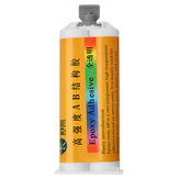 50ml Clear Epoxy Resin AB Adhesive Ceramic Wood Mable Glass Bonding Fast Drying High Strength Glue