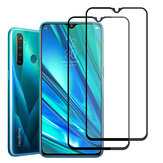 BAKEEY Anti-Explosion Full Cover Full Gule Tempered Glass Screen Protector for Realme 5i