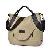 DamenSegeltuchCasualShoppingHandtasche