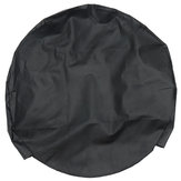 27 Inches 210D Oxford Cloth Car Wheel Tire Cover for RV Trailer Camper Car Truck Trailer