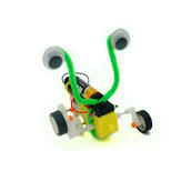 DIY Crawling Robot Creative Educational Scientific Invention Toys Kits for Kid