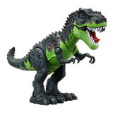 Emulational Spinosaurus Dinosaur Toys Jogar Set Light Up Som Andando Dinossauro Mundo