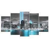 Manhattan Skyline obraz na płótnie obrazy Wall Art rysunek Unframed obraz ścienny do salonu dekoracji wnętrz