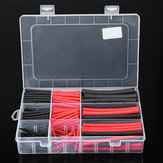 270Pcs Heat Shrink Wire Tube Cable Tubing  Dual Wall Adhesive Lined Ratio 3:1 Set