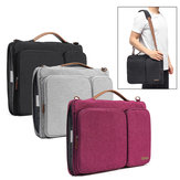 15.6 Inch Notebook Shoulder Bag Laptop Handbag Portable Travel Notebook Bag Laptop Protection Bag