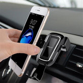 TOTU Gravity Linkage Auto Lock Multi-angle Rotation Car Mount Air Vent Holder for Mobile Phone