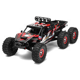 FEIYUE FY06 1:12 2.4 GHz 6WD 60KM / H RC Car Off Road Desert Truck - RTR
