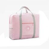 Borsone da viaggio pieghevole a 5 colori Borsa Sport per bagagli Gym Tessuto resistente all'acqua 600D Oxford Nylon Borsa