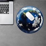 Rato decalques almofada da esteira etiqueta pag impermeável mesa removíveis adesivos decoração globo presente para casa