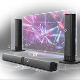 Домашнее аудио и ТВ-динамик Soundbar Bluetooth-динамик Super Bass Стерео динамик для телефона ПК Компьютер с кабелем RCA