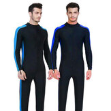 Unisex Full Body Diving Suit Men Women Scuba Diving Wetsuit Swimming Surfing UV Protection Snorkeling Wet Suit