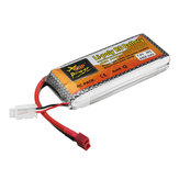 ZOP Power 7.4V 6300mAh 35C 2S Lipo Batterie T Plug für RC Quadcopter RC Auto
