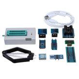 TL866II Pro USB-BIOS Универсальный программист Набор с адаптером 9 шт.