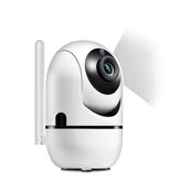 Xiaovv Q10 Little Yellow Man Smart AI IP-camera H.265 Wifi 360 ° Nachtversie PTZ IP-camera Babyfoon voor thuis