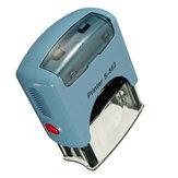 38x14mm S-882 Mini Active Letters Digitals Zelfinktende stempels met rubberzegel Kantoorbenodigdheden