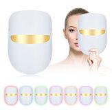 Neu LED Siebenfarben-Spektrometer Farblicht Photon Hautverjüngungsinstrument Home Mask Instrument Mask