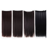 7Pcs Hair Extensions 22 '' Long Straight