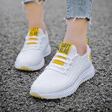 Nefes Kumaş Kaymaz Casual Sneakers Koşu Kadınlar