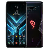 ASUS ROG Phone 3 ZS661KS Strix Edition Global Rom 6.59インチFHD + 144HzリフレッシュレートNFC Android 10 6000mAh 12GB 128GB Snapdragon 865 5Gゲームスマートフォン