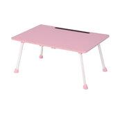 Стол для ноутбука, портативный складной стол, стол для ноутбука, поднос для ноутбука, кровать с слотом для детей, студенческий дом