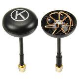 Eachine K-Loverleaves 5.8G 5dBi 6 Blatt Klee Pilz Antenne RHCP SMA / RP-SMA 1 Paar Für FPV VTX RX