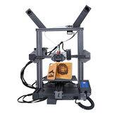 LOTMAXX SC-10 SHARK 3D-принтер 235 * 235 * 265 мм Поддержка размера печати Лазер Гравировка / автоматическое выравнивание / двухцветная печать с 3,5-дюймовым