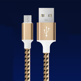 Bakeey 2.1A Type C Micro USB Fast Charging Data Cable For Huawei P30 Pro Mate 30 P40 Xiaomi Mi10 Redmi K30 5G