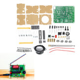Componentes SSY + Placa PCB Digital Tube Display FM Digital Radio DIY Electronic Production kit