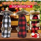 Рождественский свитер Winee Бутылка Одежда Воротник и Пуговица Пальто Дизайн Декоративные Рукава Бутылки Winee Бутылка Свитер Для Рождественс