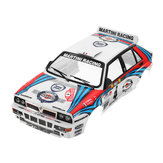 Killerbody Car Shell 48248 Lancia Delta Rally-Racing Wydrukowano 1/10 Electric Touring RC Car Parts