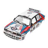 Killerbody Auto Shell 48248 Lancia Delta Rallye-Racing Gedruckt 1/10 Elektro-Touring RC Car Parts