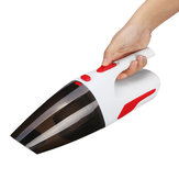 12V Handheld Vac Wet Dry Bagless Car Vacuum Cleaner