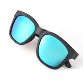 Bakeey K4 Phone Call Play Music Wireless bluetooth Glasses One-click Control Anti-light Blue Sunglasses BT5.0 Smart Glasses