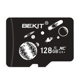 Bekit Class10 128G Memory TF Card Flash Card 16GB 32GB 64GB Smart Card for Mobile Phone Tablet Camera Driving Recorder BK-XQBL