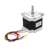 23HS5628 4-lead Nema 23 Stepper Motor 2.8A 6.35mm Shaft For 3D Printer CNC Part