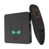 Beelink GT KING Amlogic S922X 4GB DDR4 RAM 64GB ROM 1000M LAN WIFI6 5.8G bluetooth 4.2  Android 9.0 4K HD TV Box with Voice Remote Control