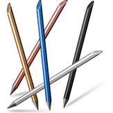 Metalen niet-inkt trendy pennen 0.5mm Fineline Schilderij Tekening Schrijven Beta Pen Office Schoolbenodigdheden
