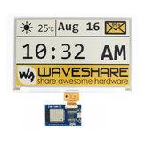 7,5-calowy ekran e-papieru + płyta sterownika na pokładzie Moduł ESP8266 Bezprzewodowy Wi-Fi Żółty czarno-biały wyświetlacz Waveshare dla Arduino - produkty współpracujące z oficjalnymi tablicami Arduino