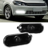 Pair Side Marker Lights(NO Bulbs) for Volkswagen Passat B5/B5.5 Golf /Jetta MK4