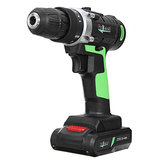 Raitool™ 21V 15+1 Torque Cordless Electric Screwdrivers Driver Power Lithium Rechargeable Screwdriver