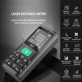 FUYI 70M /120M Laser Distance Meter Digital Laser Rangefinder Angle Range Finder Laser Tape Measure Tool