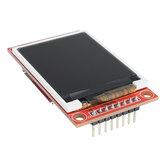 1.8 Inch TFT LCD Pantalla Módulo Puerto serie SPI con 4 IO Driver