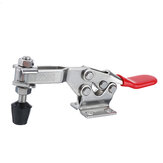 GH-225-DSS Quick Release Toggle Clamp 227kg Holding horizontal Type Toggle Clamp for Woodworking Welding