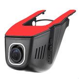 Wifi 1080P escondida completa HD carro DVR Auto câmera gravador de vídeo traço visão noturna
