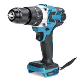 350N.m 3 In 1 Brushless Drill Brushless Impact Drill Driver Hammer Adapted To 18V Makita Battery